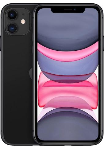 """Apple Smartphone »iPhone 11«, (15,5 cm/6,1 """", 128 GB Speicherplatz, 12 MP Kamera),... kaufen"""