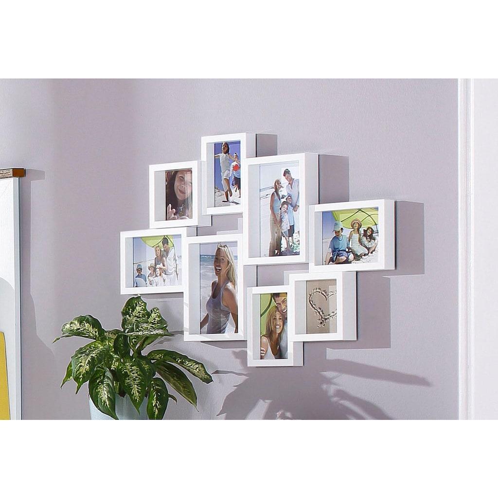 my home Galerierahmen »Apart 8«, für 8 Bilder