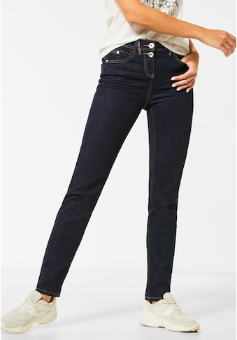 Cecil Slim-fit-Jeans, 5-Pockets Style kaufen