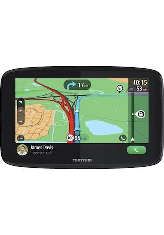 TomTom Navigationsgerät »GO Essential 6 Zoll«, (Europa (48 Länder) ), Navigationsgerät kaufen