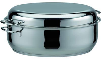 Elo Bräter »Bella Gusto«, Edelstahl 18/10, (3 tlg.), incl. Dünst- und Grilleinsatz kaufen