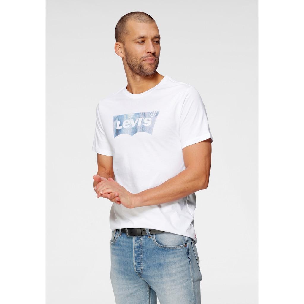 Levi's® T-Shirt »HOUSEMARK GRAPHIC TEE«