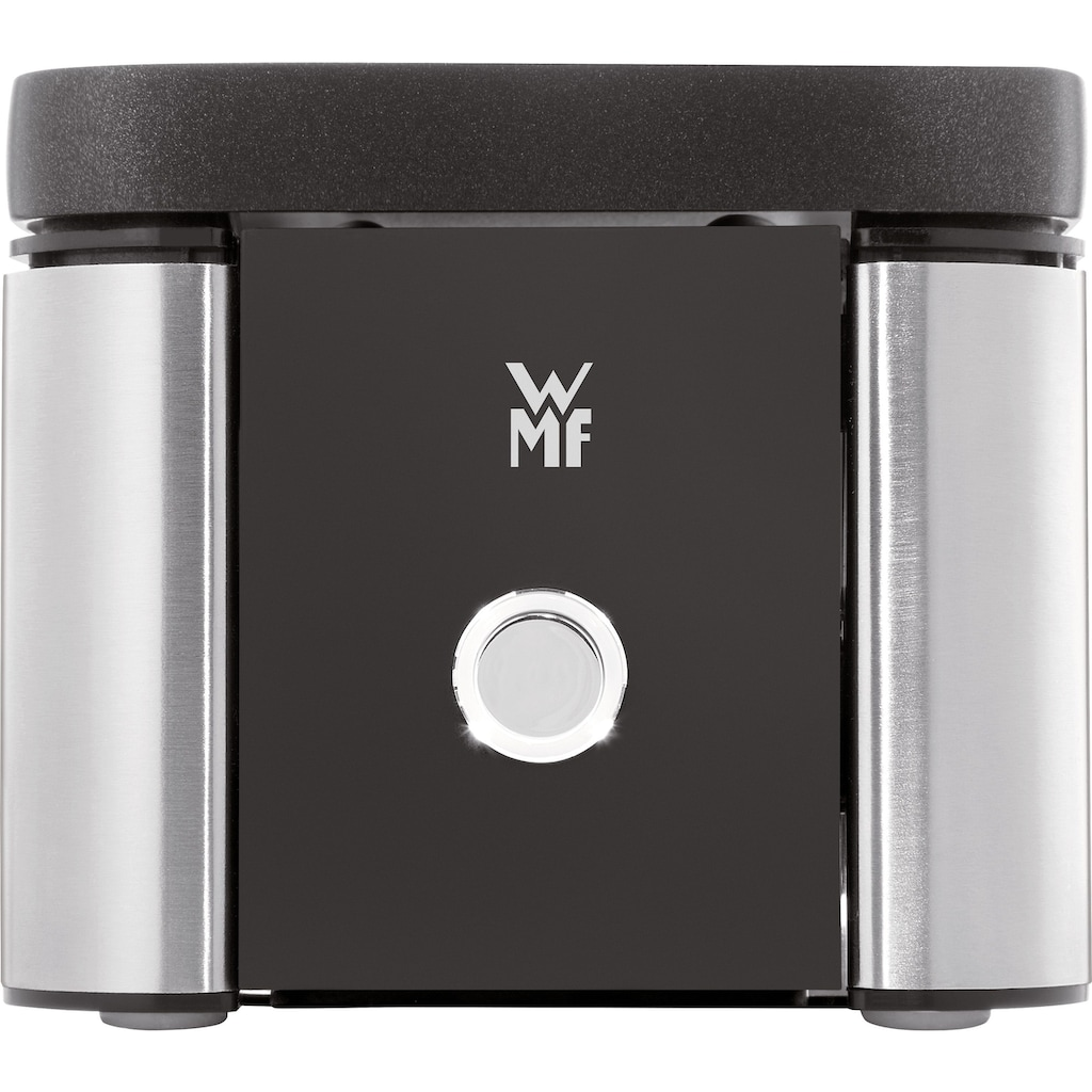 WMF Raclette und Fondue-Set »KÜCHENminis® für Zwei«, 3 St. Raclettepfännchen, 370 W