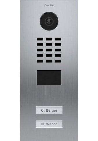 DoorBird Video-Türsprechanlage »D2102V«, Außenbereich kaufen