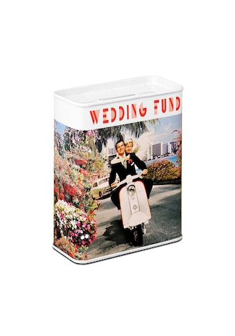 LOGOSHIRT Spardose mit Hochzeits-Motiv kaufen