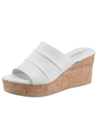 Tamaris Pantolette »Daiane«, mit breiter Bandage kaufen
