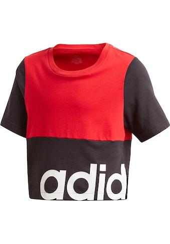 adidas Performance T - Shirt »LINEAR COLORBLOCK« kaufen