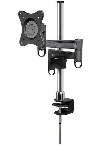 Goobay Monitor Tischhalter für Monitore bis 27 Zoll kaufen