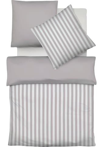 fleuresse Bettwäsche »Porto Streifen«, mit edlen Streifen kaufen