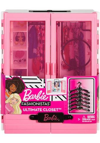 Mattel® Puppenkleiderschrank »Barbie Fashionistas Traum-Kleiderschrank« kaufen