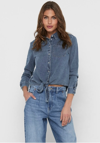 Only Jeansbluse »ONLLECEY« kaufen