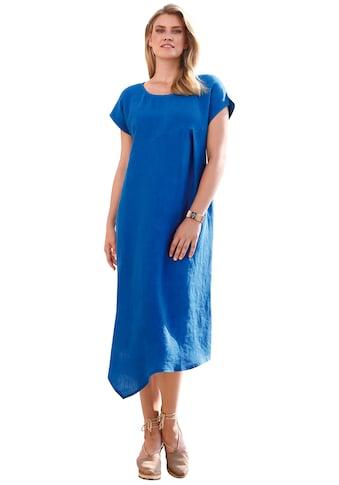 Anna Aura Sommerkleid »aus Leinen«, Dekorative Naht kaufen