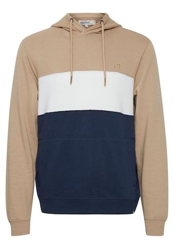 Blend Hoodie »Blend Kapuzenpullover Herren«, Sweat Pullover im Colorblock Look kaufen