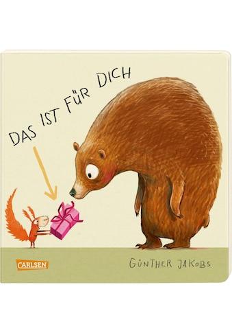 Buch »Das ist für dich / Günther Jakobs, Günther Jakobs« kaufen