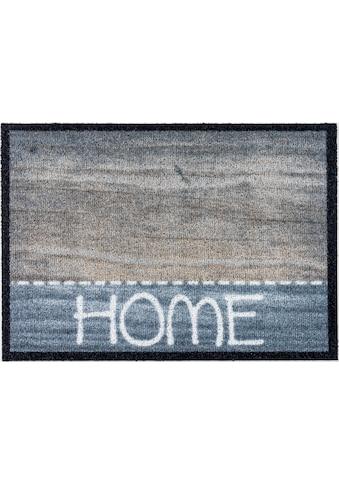 ASTRA Fußmatte »Deco Brush 1630«, rechteckig, 7 mm Höhe, Fussabstreifer, Fussabtreter,... kaufen