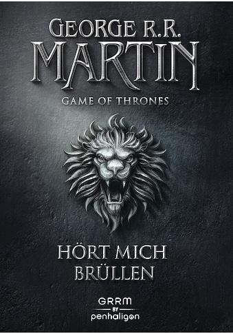 Buch »Game of Thrones 3 / George R.R. Martin, Andreas Helweg« kaufen