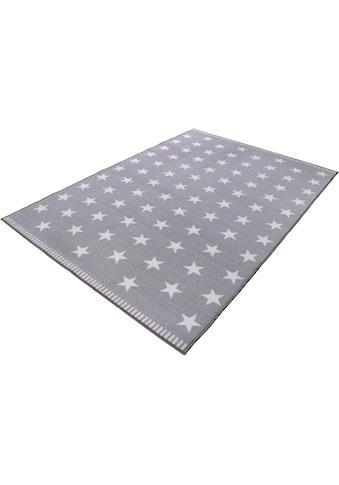 Andiamo Teppich »Sternenhimmel«, rechteckig, 5 mm Höhe, Motiv Sterne kaufen