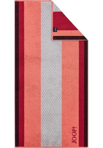 Joop! Handtücher »Diamond Stripes«, (2 St.), mit verschiedenen Streifen kaufen