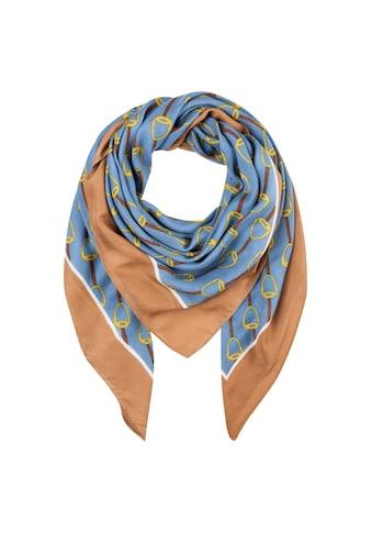 Codello XL-Tuch mit klassischem Foulard-Muster aus Viskose kaufen