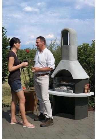 Buschbeck Grillkamin »Zamora«, BxTxH: 110x65x206 cm kaufen