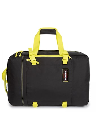 Eastpak Reisetasche »TRANZPACK, Kontrast Lime«, mit Rucksackfunktion, enthält... kaufen