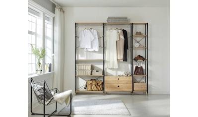 my home Mehrzweckregal »Connor«, vielfältig nutzbar, für alle Räume geeignet, Breite... kaufen