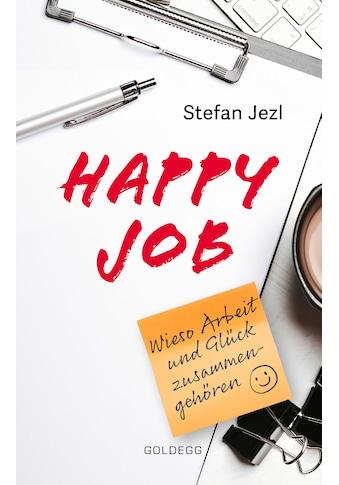 Buch »Happy Job / Stefan Jezl« kaufen