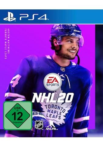 NHL 20 PlayStation 4 kaufen