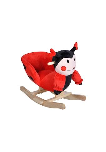Knorrtoys® Schaukeltier »Ladybug Selma«, mit Sound kaufen