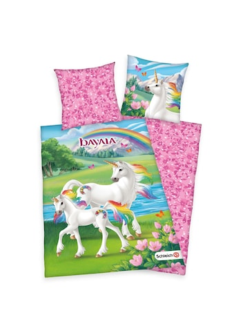 Schleich® Kinderbettwäsche »Bayala, Baumwoll-Renforcé« kaufen