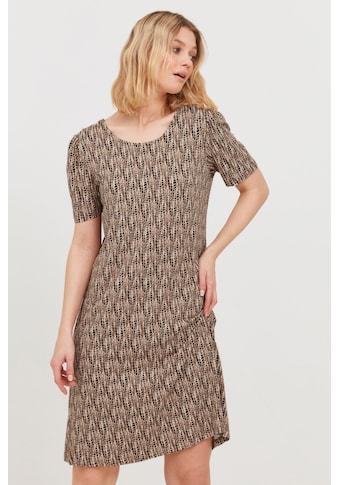 b.young A-Linien-Kleid »b.young Sommerkleid mit Cut-Outs«, Sommerkleid kaufen