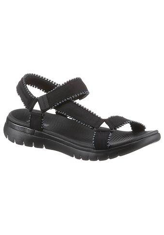 Skechers Sandale »ON-THE-GO-FLEX - CLASSY«, mit kleinen Perlen verziert kaufen