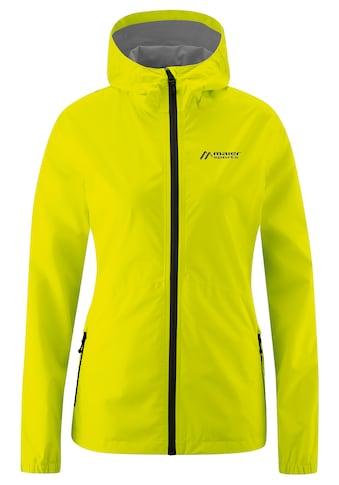 Maier Sports Funktionsjacke »Tind Eco W«, Minimalistische 2,5-Lagen-Jacke für Wanderungen und Touren kaufen