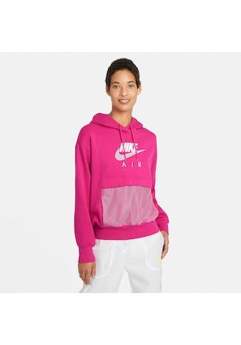 Nike Sportswear Kapuzensweatshirt »W Nsw Air Hoodie Plus Women's Hoodi« kaufen
