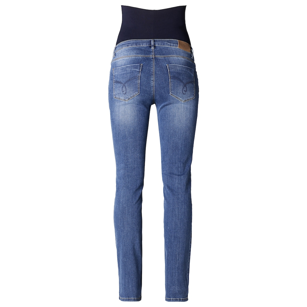 ESPRIT maternity Straight Umstandsjeans