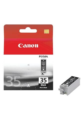 Canon Tintenpatrone »PGI - 35BK« kaufen