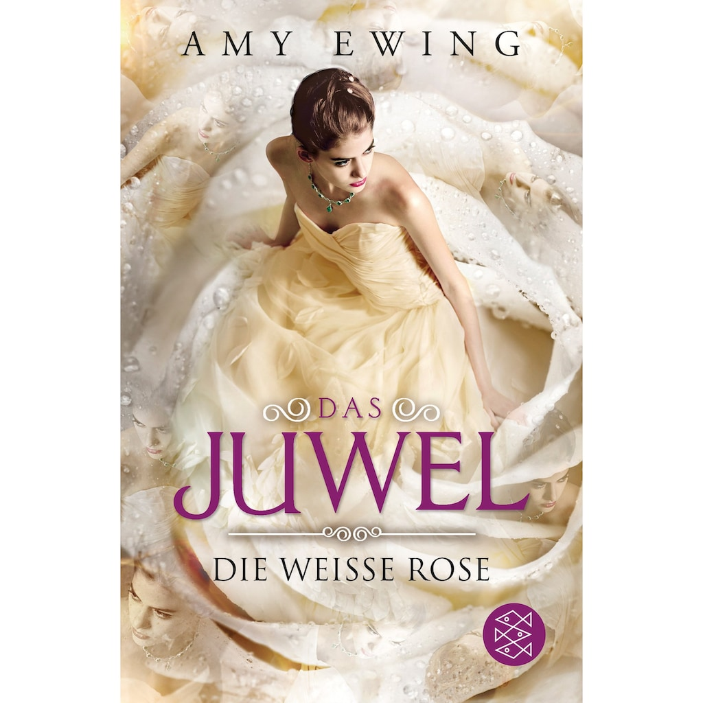 Buch »Das Juwel - Die Weiße Rose / Amy Ewing, Andrea Fischer«