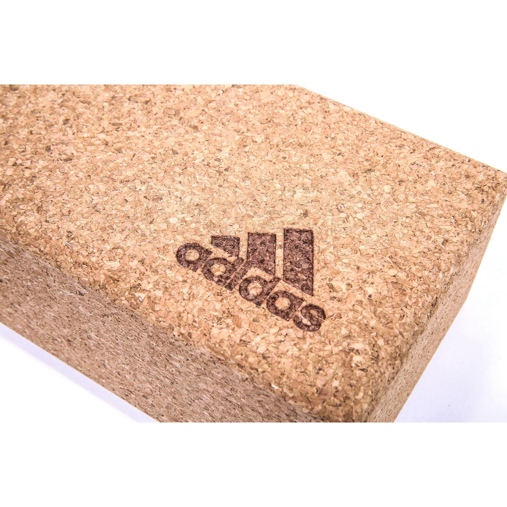 adidas Performance Yogablock »Cork Yoga Block«