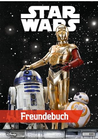 Buch »Star Wars Freundebuch: Meine Freunde / DIVERSE« kaufen