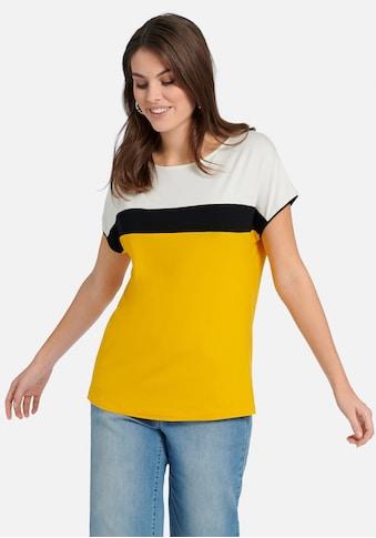 Emilia Lay T-Shirt »Rundhals-Shirt«, . kaufen
