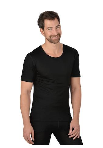 Trigema T - Shirt aus Merinowolle kaufen