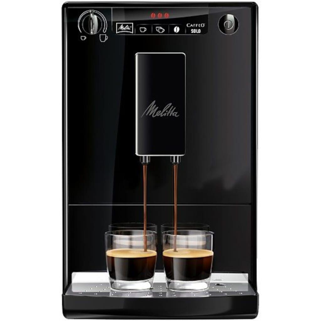 Melitta Kaffeevollautomat »Caffeo® Solo® E950-22«, extra schmales Design