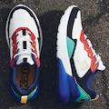 Kappa Sneaker »DURBAN«, mit vielen besonderen Designelementen<br />