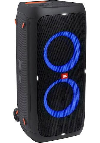 JBL Party-Lautsprecher »Party Box 310«, tolle Lichteffekte, rollbar, Akku, USB kaufen