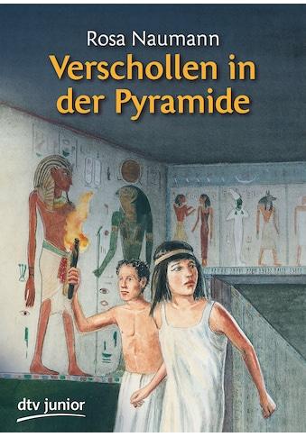 Buch »Verschollen in der Pyramide / Rosa Naumann, Udo Kruse-Schulz« kaufen