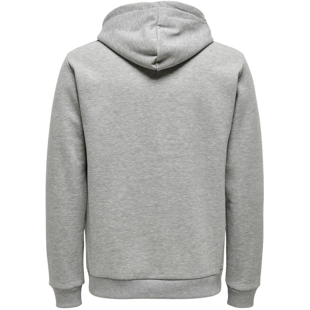 ONLY & SONS Kapuzensweatshirt »CERES LIFE HOODIE SWEAT«