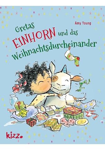 Buch »Gretas Einhorn und das Weihnachtsdurcheinander / Amy Young, Amy Young, Stefan Wendel« kaufen