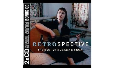 Musik-CD »RETROSPECTIVE - THE BEST O / VEGA,SUZANNE« kaufen
