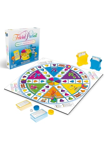 Hasbro Spiel »Trivial Pursuit Familien Edition«, Made in Europe kaufen