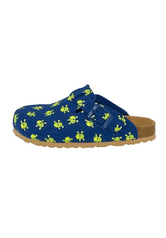Lico Clog »Clog Bioline Clog Star - braun/lemon« kaufen